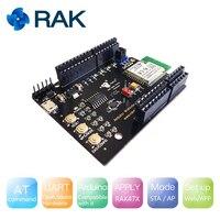 WisNode UART WIFI EVB Module Development Test Board Compatible Arduino For Open Source Developer STA/AP Mode Serial Port Q094
