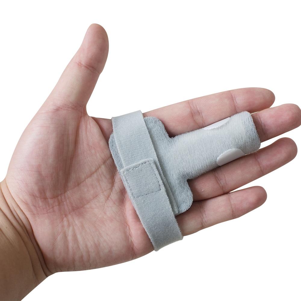 Adjustable Trigger Finger Splint Support Brace With Innovative Foam For Maximum Comfort 680395