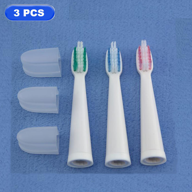 3 Pc Electric Toothbrush Head For Lansung U1 A39 A39Plus A1 SN901 SN902 Models Replacement Head