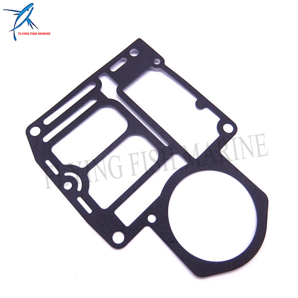 Powerhead Base / Basement Gasket 3M3013030M 350-013031M Fit Tohatsu Nissan Outboard Engine NS M 9.9HP 15HP 18HP 2-stroke, 2cyl