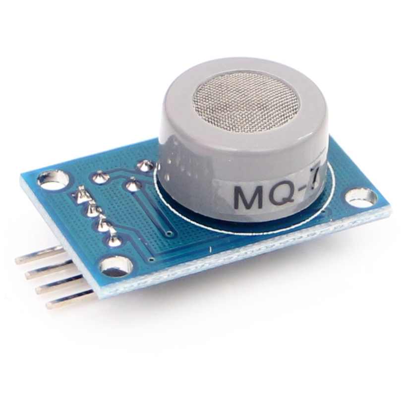 5pcs/lot MQ-7 CO Carbon Monoxide Gas Sensor Module
