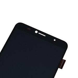 Image 3 - Alesser para leagoo m9 pro display lcd e montagem da tela de toque peças reparo com ferramentas + adesivo para leagoo m9 pro telefone + filme