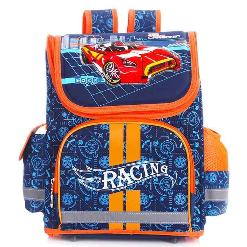Baru Arrivel Ransel Spiderman Tas Sekolah Ortopedi Anak Sekolah Tas Mobil Tas Ransel Sekolah Mochila Infantil untuk Anak Perempuan Anak Laki-laki