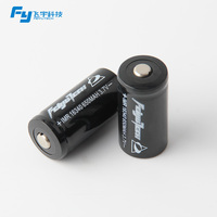 Feiyu Technology Support Wg G3 Original Battery Rechargeable Battery Model PTZ Stabilizer 16340 Battery