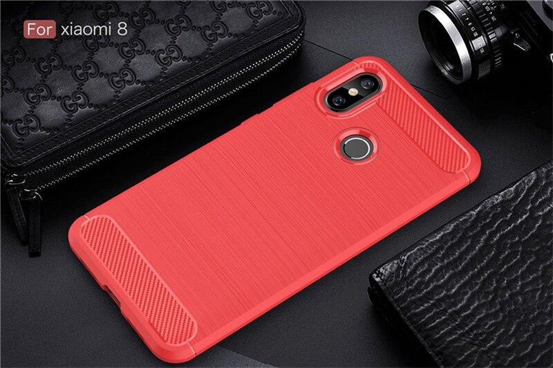 Soft Back Cover Case for Xiaomi 8 8SE Redmi 6 6A Pro (11)
