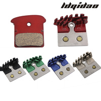 LDQIDAO High Quality Cooling Metallic Brake Pads For Shimano M615 M675 M785 M985 M666 M8000 M988