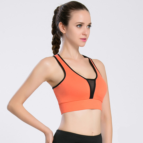 Yoga Back Mesh Push Up Спорттық сағаттар Top Fitness - Спорттық киім мен керек-жарақтар - фото 3