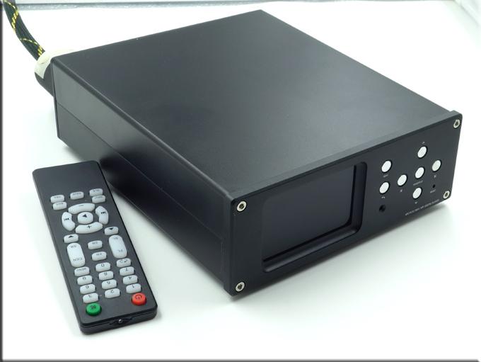 Prix pour Brise-Audio Télécommande DV20A Platine Numérique USB/SD/APE/FLAC/WAV Lossless Lecteur 3.5 ''IPS/TFT/LCD Affichage AK4495 + MUS8820