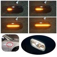 Dynamic LED Indicator Side Body Turn Light Signal Suitable for Audi A3 S3 8P A4 S4 B6 B7 B8 A6 S6 C5 C6