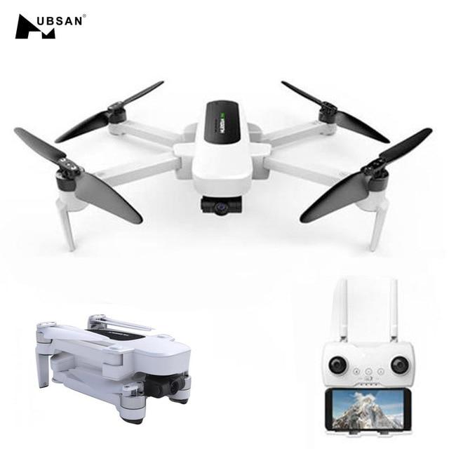 Hubsan H117S Zino GPS 5.8G 1KM Distance Foldable Drone FPV with 4K Camera 3-Axis Gimbal RC Drone Quadcopter RTF FPV анорак free flight f 1519 серый s