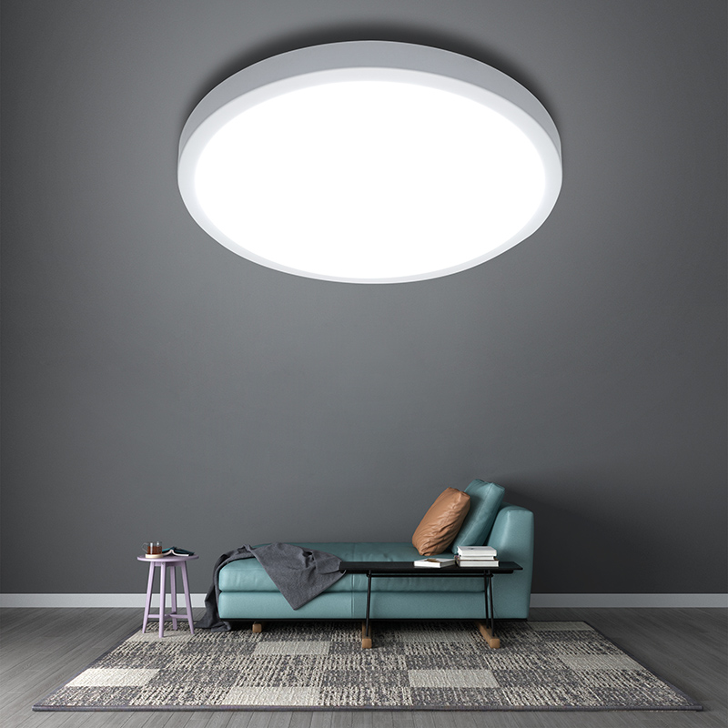 LED Panel Light 6W 9W 13W 18W 24W 36W 48W Round LED Surface Mounted Ceiling Lamp 85-265V Modern UFO Downlight Plaffonnier Lamp