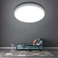 LED Panel Light 6W 9W 13W 18W 24W 36W 48W Round LED Surface Mounted Ceiling Lamp 85-265V Modern UFO Downlight Plaffonnier Lamp