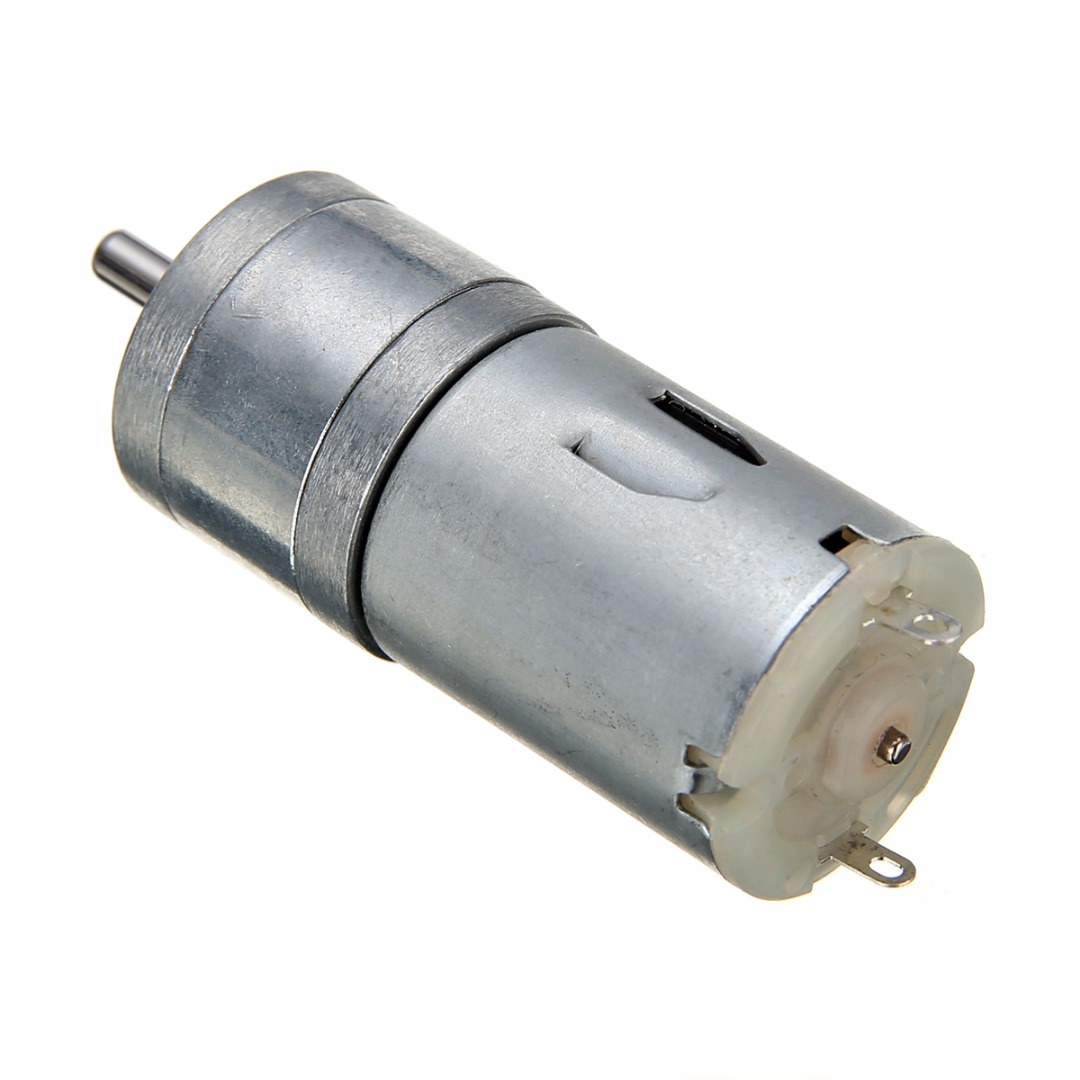 DC Motor 12V DC 1000rpm center shaft