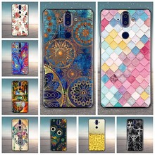 "Cover Case For Nokia 9 Case Silicone Cover For Nokia 9 5.5"" Cover Cases Soft TPU Bags For Nokia9 Phone Case fundas(China)"