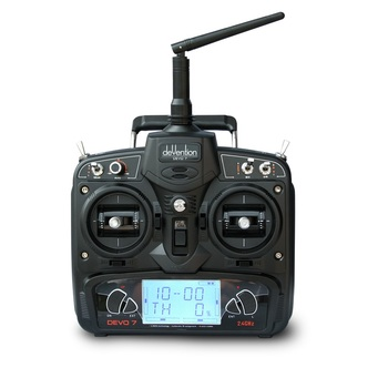 Walkera DEVO 7 Trasmettitore 2.4G senza ricevitore RC Club