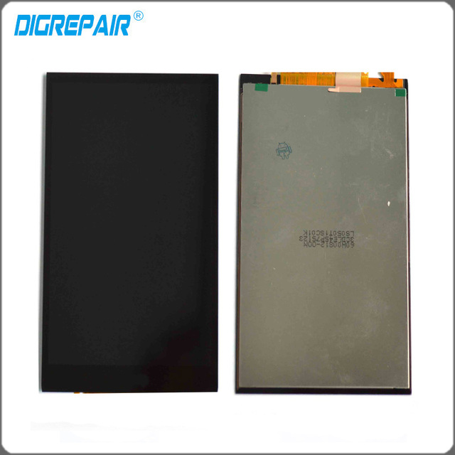 Black Tested For HTC ONE M8 lcd display with touch screen digitizer Full assembly Replacement Repair Part