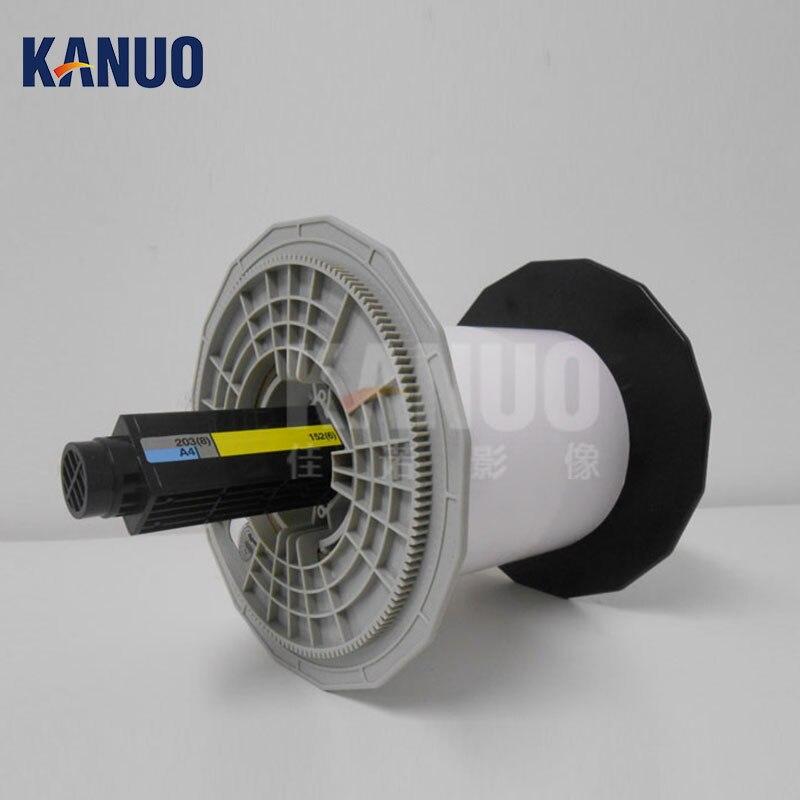 Fuji Paper Roll Spindle Unit for Fuji DX100 / D700 Digital Minilab Spare Parts