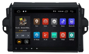 Android 8.0/8.1/7.1 Octa Core PX5/PX3 Fit TOYOTA Fortuner / SW4 2015 2016 2017 2018 2019- Car DVD Player Navigation GPS Radio