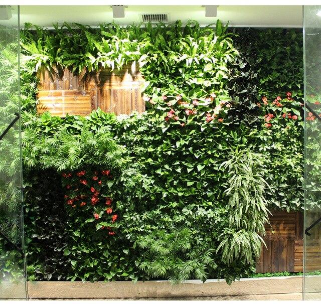 groene plant muur kunstmatige buxus hedge tuin achtertuin. Black Bedroom Furniture Sets. Home Design Ideas