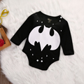 Baby Girl Boy Bodysuit Onesie Superhero Clothes Long Sleeves Jumpsuit Playsuit Spring Autumn Size 0-18M