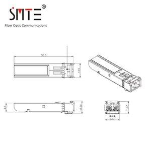 Image 4 - WTD RTXM228 601 وحدة أحادية الوضع SFP + 6.144G 1310nm 2 كجم SM RRU