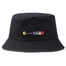 Брендовая Летняя шляпа для женщин и мужчин, Панама, шляпа в горошек, дизайнерская плоская шляпа от солнца, Рыбацкая шляпа в рыбацком стиле