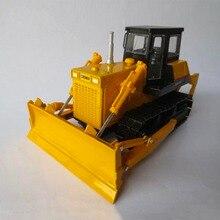 Редкий сплав модель подарок 1:32 Масштаб XGMA XG4161L бульдозер инженерное оборудование литья под давлением Игрушка Модель Коллекция украшения