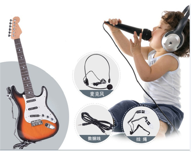 Novelty Style Child Music Violin Childrens Musical Instrument Kids Birthday Christmas Gift Learning Machine Toy Lowest Price
