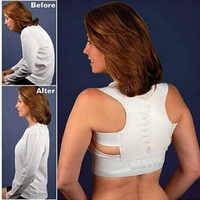 Adjustable Shoulder Support Belt Posture Corrector Corrective Spinal Clavicle Back Shoulder Brace Corrector for Men Women