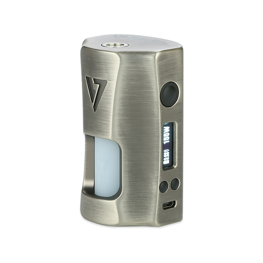 Desire Rage 155W TC Squonk MOD with 155W Max Output & 7ml Large Squonk Bottle & 0.69 Inch Mounted OLED Screen E-cig Vape Box Mod