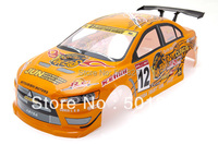 Rc Parts Shell Body RC Modellautos Karosserie Mitsubishi Lancer Evo Hulle 1 10 Rc Car Body