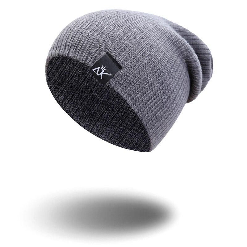 493d0022157 FETSBUY Brand New Cap Skull Gorros Balaclava Bonnet Fleece Winter Hat  Beanies Skullies Knitted Hat Winter Hats For Men Women Skullies   Beanies  Cheap ...
