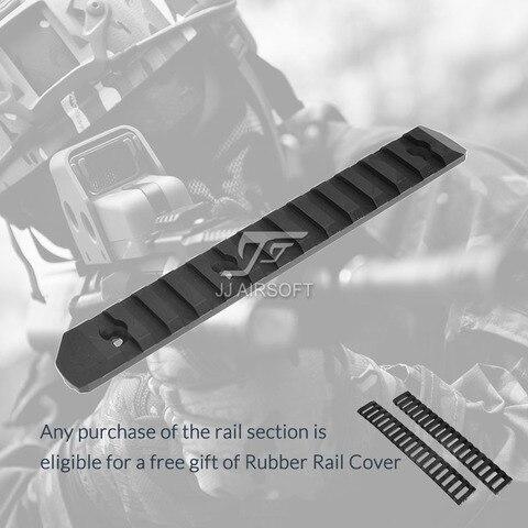Capa de Trilho Entalhe M-lok – Mlok Ferroviário Cnc Leve Preto Vermelho Tan Prata Comprar um Obter 2 Peças Livre Aci 13-slot 13