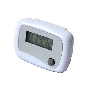 LCD Dispaly Screen Electronic Pedometer Digital Calorie Step Counter Running Fitness  Jogging Walking Distance Pedometers