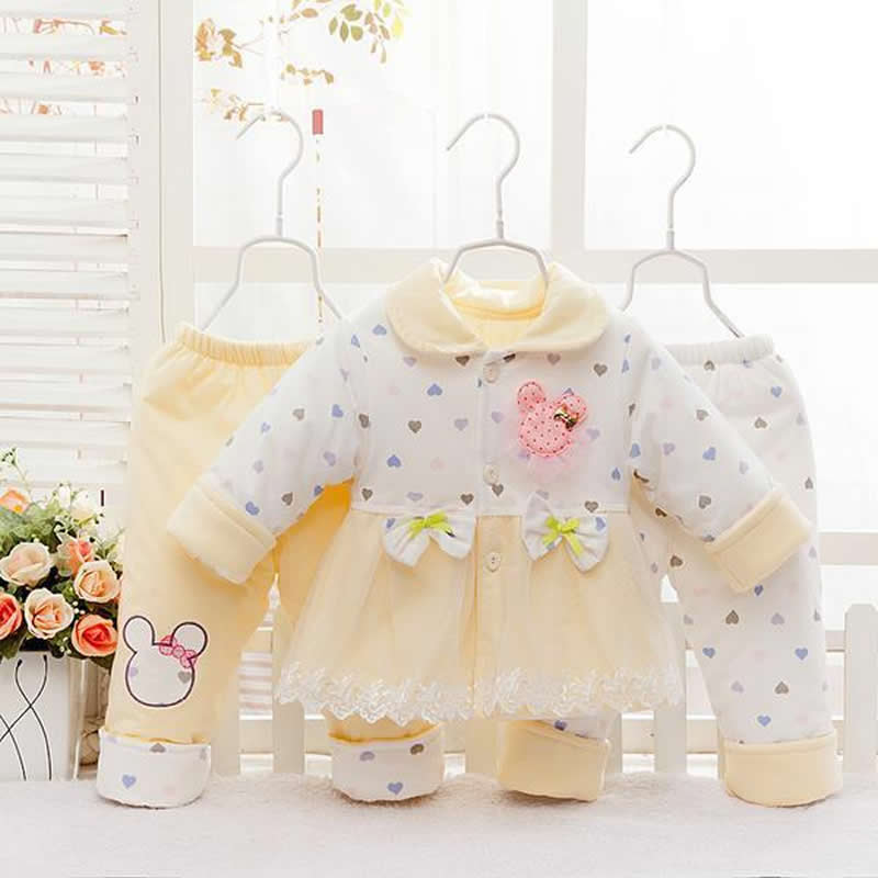 2015 New Winter Baby Girl Clothes Kids Clothes And Accessories Newborn Baby Girls Clothing Set Baby's 3pcs/Sets free shipping платье для девочек baby girl clothes 2015 baby baby girls clothes