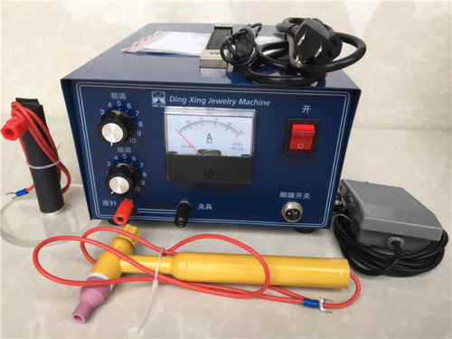 110V Jewelry Laser Welding Machine Mini Spot Welder Welder  DX-50A цена и фото