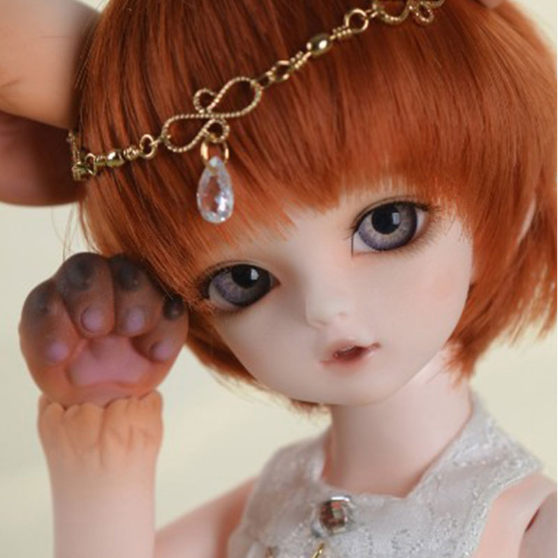 OUENEIFS bjd/sd Dolls Soom Feny Necy Fox 1/6 body model reborn girls boys eyes High Quality toys shop resin Free eyes oueneifs bjd sd dolls soom serin rico fish mermaid 1 4 body model reborn girls boys eyes high quality toys shop resin