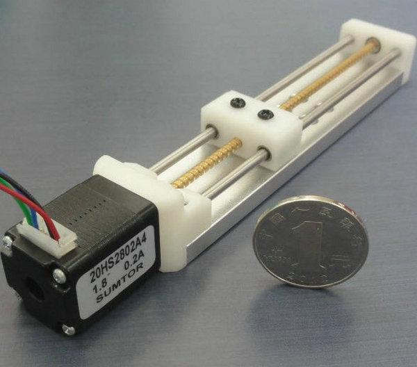 Miniature Linear Slide Motor Linear Slide Linear Slider