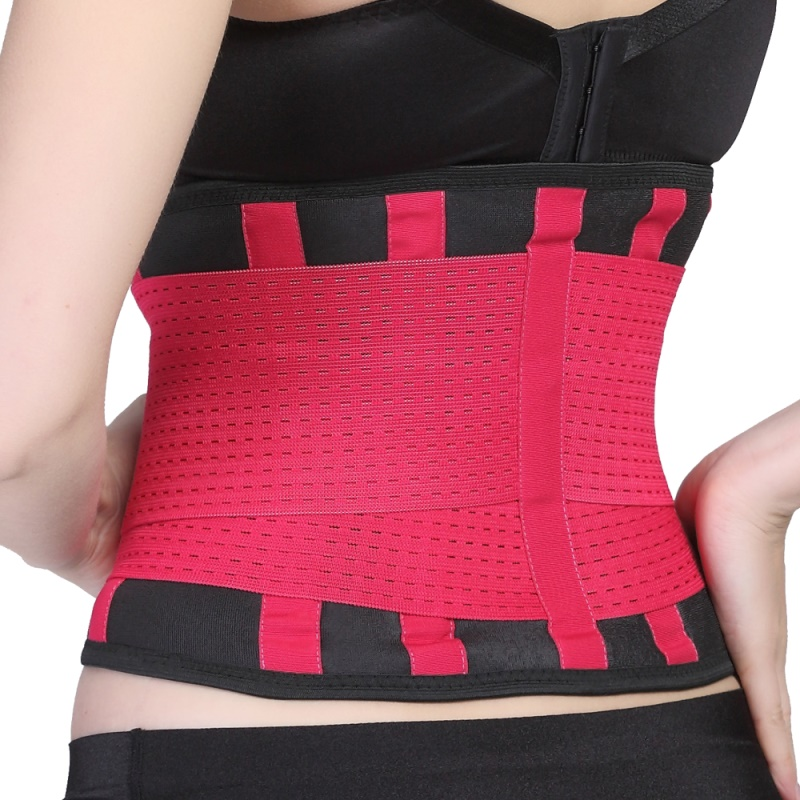 personal health care Warm Adjustable Waist Magnetic Therapy Back Waist Support Belt Lumbar Brace Massage Band