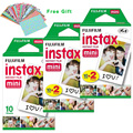 100% original fuji fujifilm instax mini 8 blanco película 50 unids para 8 7 7 s 50 s 90 25 dw 50i compartir sp-1 polaroid instantánea cámara fotográfica