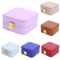 Exquisite Cosmetic Box Beauty Container Box Graduation Day Gift Jewelry Box
