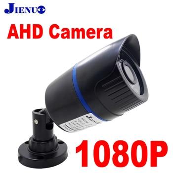 цена на AHD 1080P Camera Analog Surveillance CCTV Security Home Indoor Outdoor Bullet Full Hd Cameras Infrared Night Vision Camera