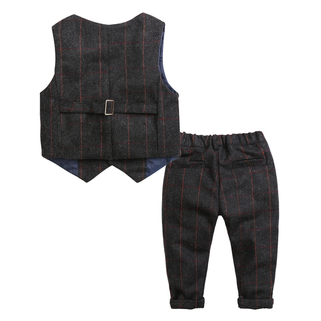 Boy's Smart Suit, consisting of a waistcoat and pants