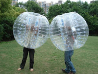 Hot Outdoor Toys Inflatable Bumper Ball Bubble Soccer PVC High Quality 1.5M Human Hamster Ball