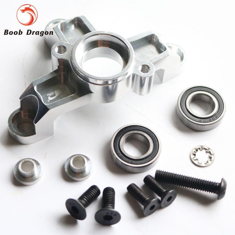 King Motor Baja 5b Clutch bell carrier  for KM ROVAN ZENOAH ENGINE PARTS baja rc reed valve system for cy zenoah engine
