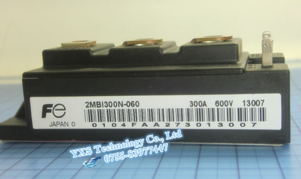 IGBT Power Module 2MBI300N-060 300A 600V 2MBI300N brand new original fuji 2mbi50n 060 50a 600v igbt power modules