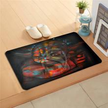 K&!156 Custom Star Wars Yoda #m Doormat Home Decor Door mat Floor Mat Bath Mats foot pad J-725F156ey
