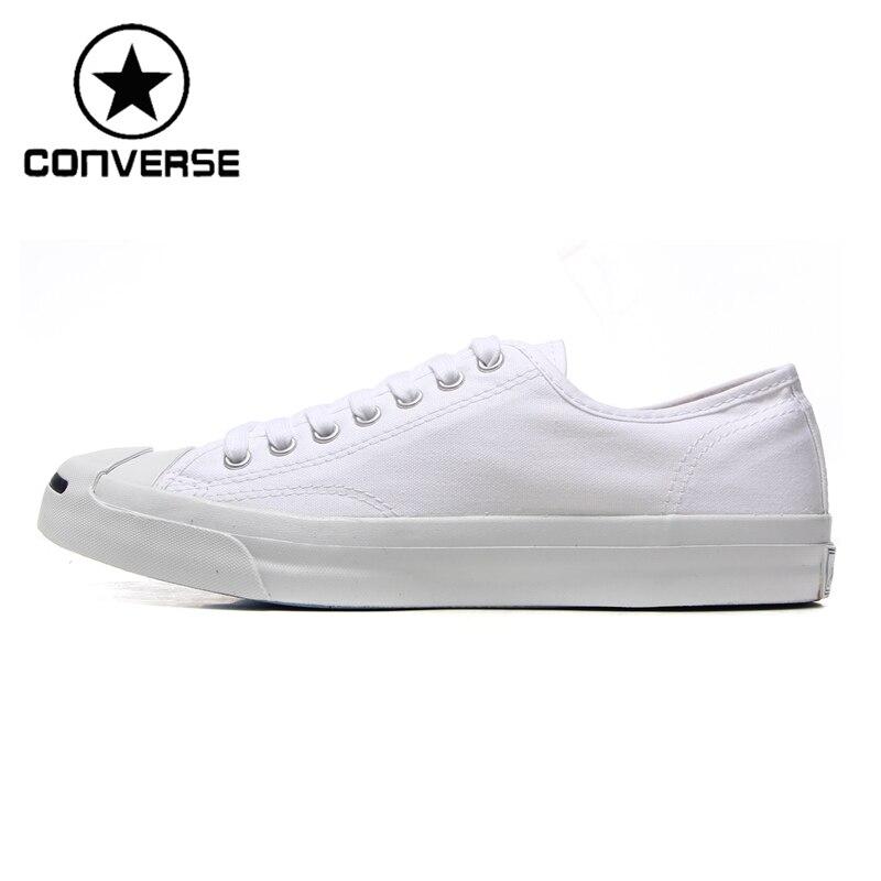 Prix pour Original Nouvelle Arrivée 2017 Converse Classique Unisexe Planche À Roulettes Chaussures Sneaksers