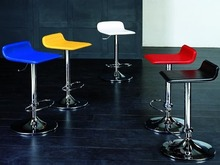 Continental bar chairs South American fashion PVC seat stool company boss chair free shipping