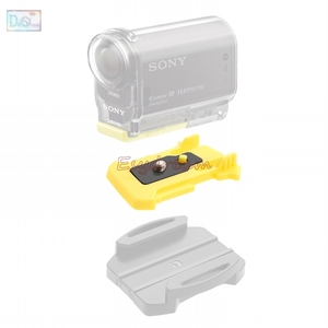 Image 2 - Attachment Buckle Mount Adaptor for Sony FDR X3000 HDR AS30V HDR AS100V HDR AS15 AS20 AS30V AS300R AS200V AS100V as VCT AM1